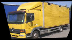 Rutiere camione si turisme